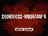 Soundless Mountain II Windows Title screen