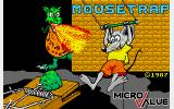 Mouse Trap Amiga Title screen