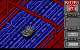 Star Wars: Return of the Jedi Amiga Flying millennium falcon