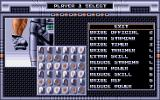 Speedball Amiga Some options