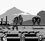 Shaq Fu Game Boy The undead are good at jumping it seems.