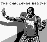 Shaq Fu Game Boy So it begins..
