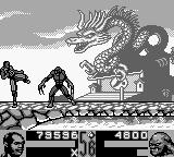 Shaq Fu Game Boy Monster seems to be from China, the plateau of Leng perhaps?
