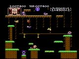 Donkey Kong Classics NES Climb your way to the top (Donkey Kong Jr.)