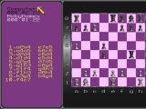 Battle Chess 4000 DOS The optional 2D board, but why bother? (SVGA)