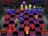 Battle Chess 4000 DOS Rook bazookas Pawn (SVGA).