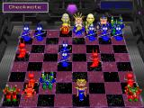 Battle Chess 4000 DOS Checkmate!  (SVGA)