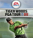Tiger Woods PGA Tour 09 BREW Title screen