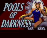Pools of Darkness Amiga Title screen #3
