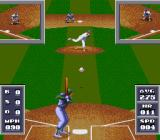 Cal Ripken Jr. Baseball SNES Pitch in mid flight