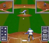 Cal Ripken Jr. Baseball SNES Laying down a bunt
