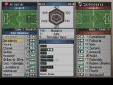 Winning Eleven: Pro Evolution Soccer 2007 Windows Tactics screen