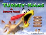 Turkey-Xmas Browser Title screen.