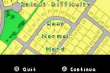 Over the Hedge Game Boy Advance Select your difficulty.