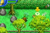 Over the Hedge Game Boy Advance The level exit