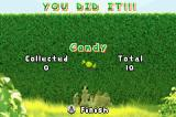 Over the Hedge Game Boy Advance The chapter stats