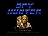 Spy Hunter NES Title screen