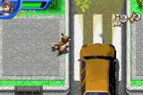 Over the Hedge Game Boy Advance Watch out for cars.