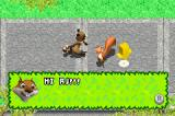 Over the Hedge Game Boy Advance I meet Hammy at the exit.