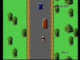 Spy Hunter NES Gameplay