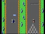 Spy Hunter NES Smoke screen