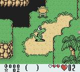 Croc 2 Game Boy Color The devil is going to attack...