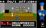 Postman Pat Amiga Post Office
