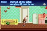 The Adventures of Jimmy Neutron: Boy Genius - Attack of the Twonkies Game Boy Advance More story