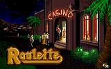 Casino Roulette Atari ST Title screen