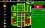 Casino Roulette Atari ST Clearing the game board