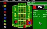 Casino Roulette Atari ST Game over for the human players