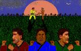 World Fighting Championship Atari ST Loading screen
