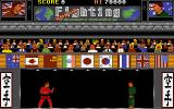 World Fighting Championship Atari ST The match is about to beging