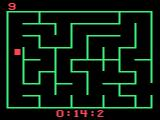 A Labyrinth Game / Supermind Odyssey 2 <i>Supermind</i>: different collor and pattern mazes are generated for each new round.