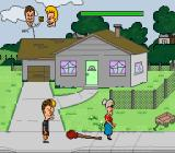 MTV's Beavis and Butt-Head SNES Highland streets