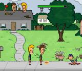MTV's Beavis and Butt-Head SNES A bag of chips