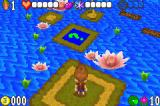 The Adventures of Jimmy Neutron: Boy Genius Vs. Jimmy Negatron Game Boy Advance In the Great River.
