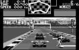 Final Lap 2000 WonderSwan Your trusty racing babe meets you in Monaco then runs off.