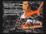City Crisis PlayStation 2 Title Screen