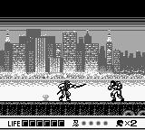 Ninja Gaiden Shadow Game Boy Stage 1