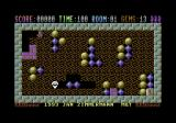 P.P. Digger Commodore 64 The first room