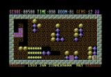 P.P. Digger Commodore 64 Killed by a ghost