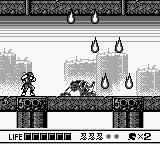 Ninja Gaiden Shadow Game Boy Stage 1 Boss
