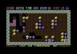 P.P. Digger Commodore 64 You are about to be crushed under a diamond