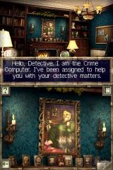 Mystery Case Files: MillionHeir Nintendo DS Welcome Detective