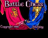 Battle Chess Amiga Title screen