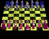 Battle Chess Amiga Start playing chess