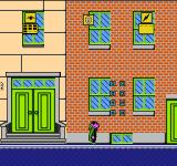 Sesame Street Countdown NES Eight blocks in front of you