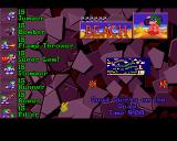 Lemmings 2: The Tribes Amiga First level overview