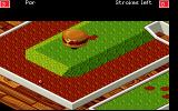 Will Harvey's Zany Golf Amiga Hamburger is jumping